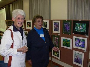 Photographic and Art Display